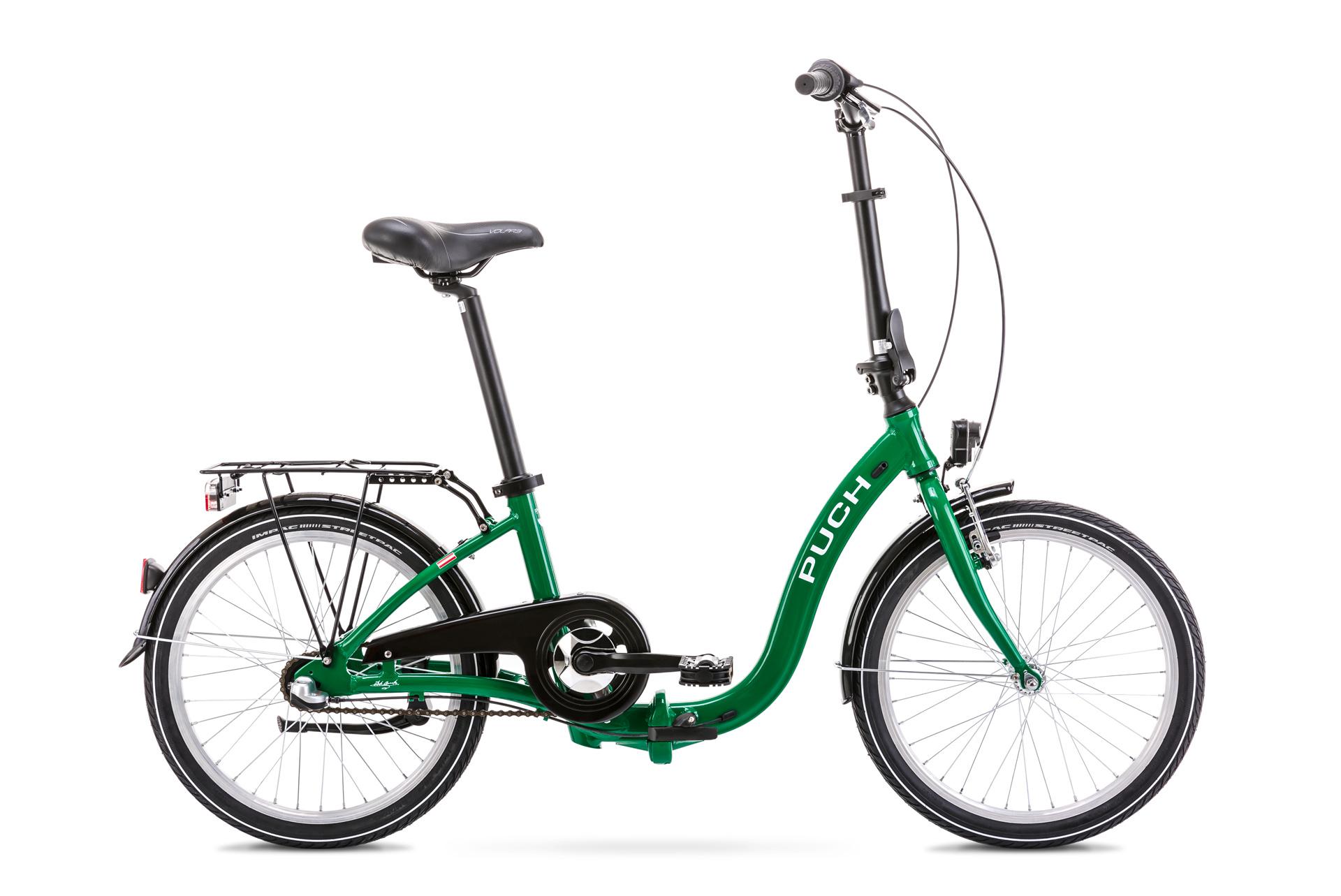 Klapprad Reiserad Urban Mobilität Camping Puch Bikes