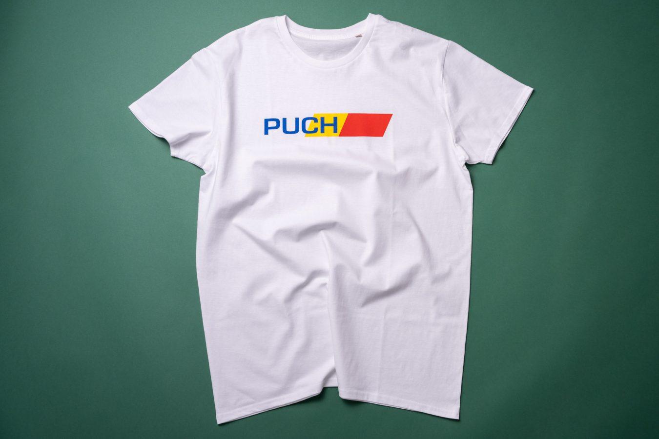 Puch Shirt Mistral retro